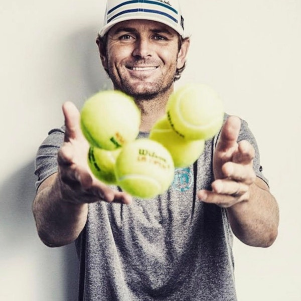 Mardy Fish - Tennis training, strategy and mental health! Image
