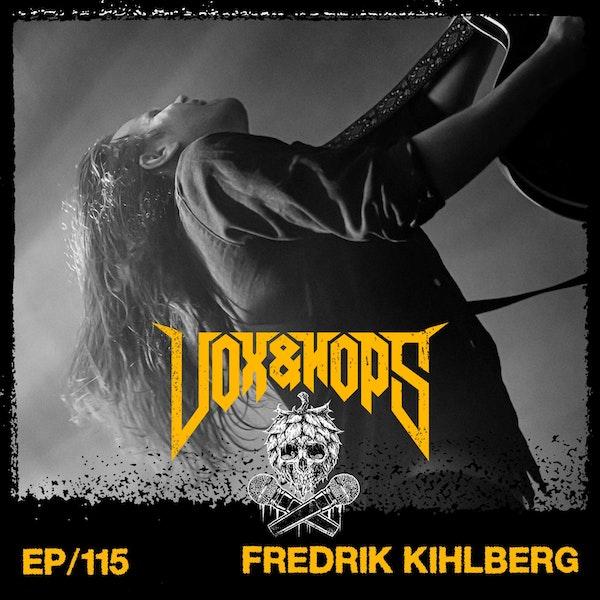 Fredrik Kihlberg (Cult Of Luna)