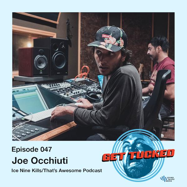 Ep. 47 feat. Joe Occhiuti of Ice Nine Kills/Nova Charisma & Thats Awesome Podcast!