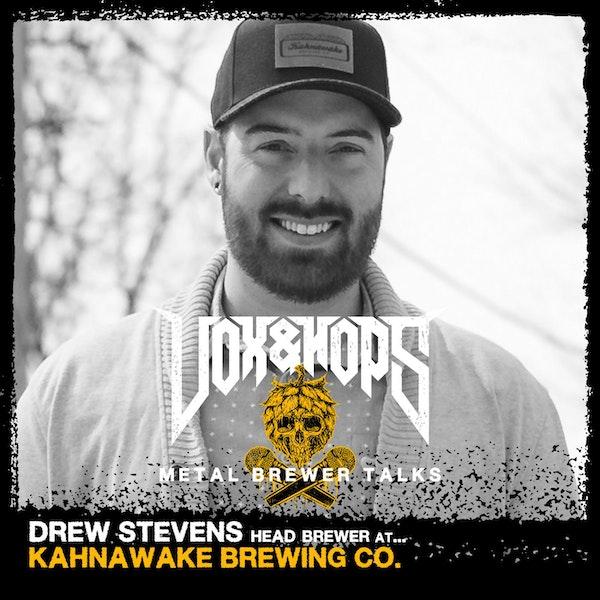 Drew Stevens (Kahnawake Brewing Company)