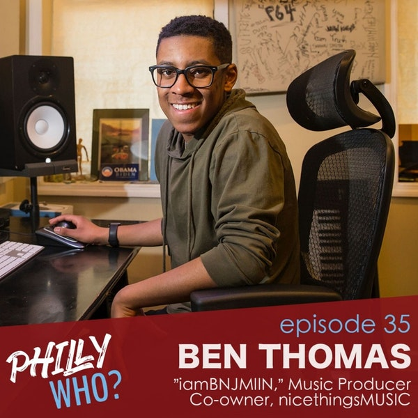 Ben Thomas: Prodigy Music Producer who's worked with Post Malone, Brian McKnight, and Lil Dicky Image