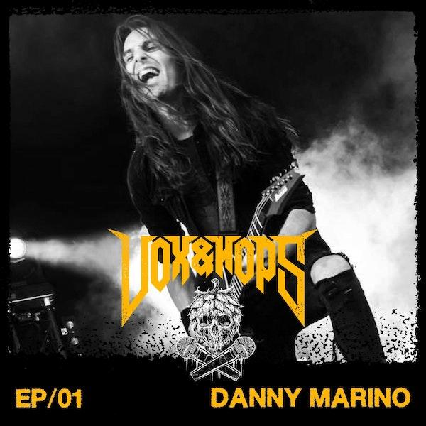 01- Danny Marino (The Agonist)