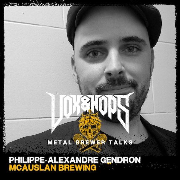 Philippe-Alexandre Gendron (McAuslan Brewing)