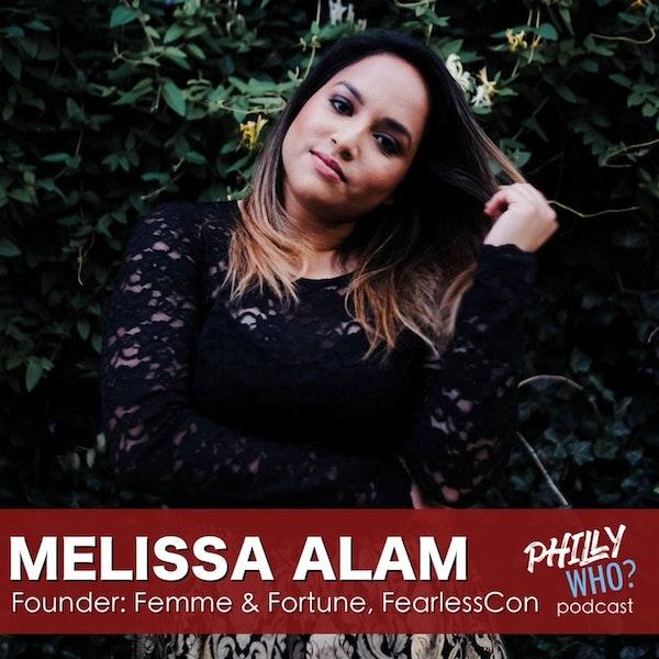 Melissa Alam: Social Media & Branding Expert, Founder of Female-focused FearlessCon Image