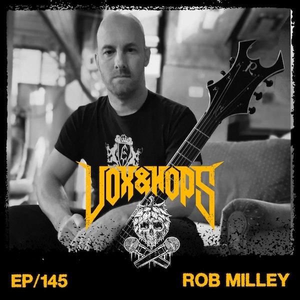Rob Milley (Akurion, Neuraxis & Necrotic Mutation)