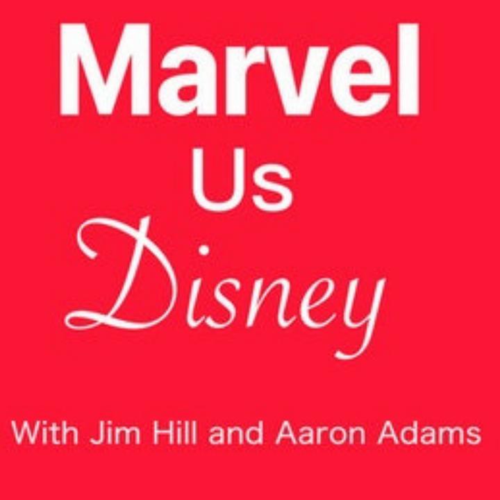 Marvel Us Disney Episode 88:  Sam Wilson begins his hero's journey