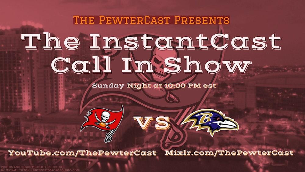 InstantCast Game 14 - Bucs at Ravens