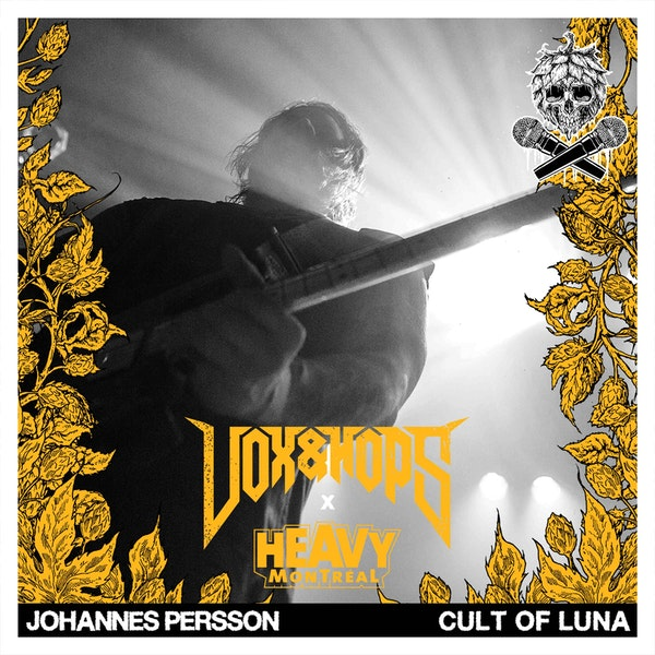 I Hate Releasing Singles with Johannes Persson of Cult of Luna