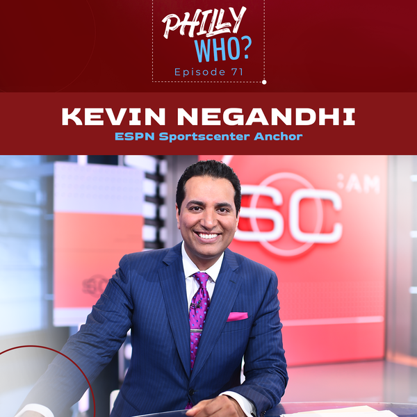 Kevin Negandhi: The First Indian-American to Anchor ESPN's Sportscenter Image