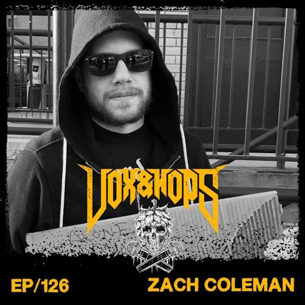 Zach Coleman (Khemmis & TRVE Brewing Co.)