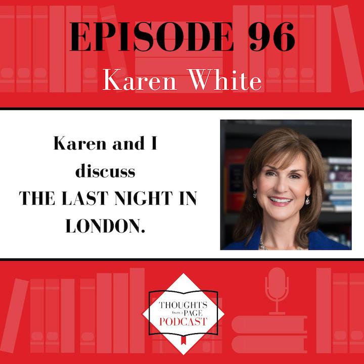 Karen White - THE LAST NIGHT IN LONDON