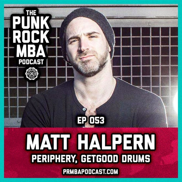 Matt Halpern (Periphery, GetGoodDrums) Image