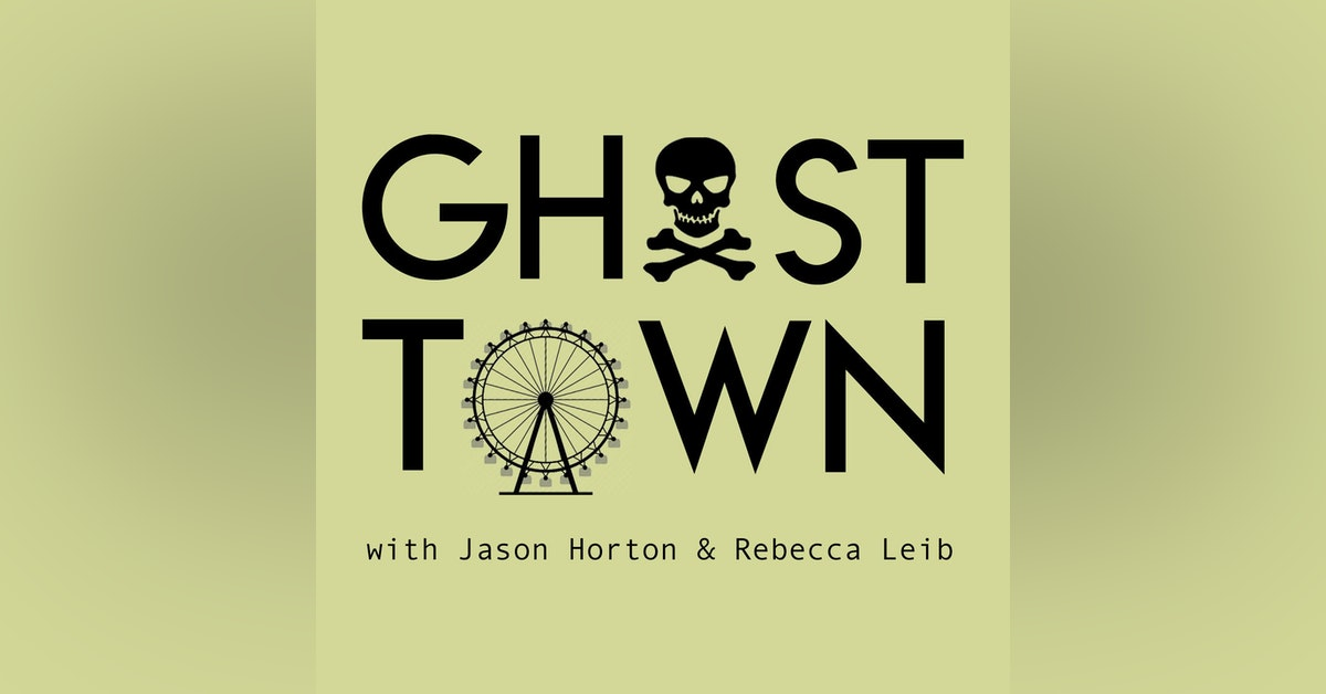Ghost Town Newsletter Signup