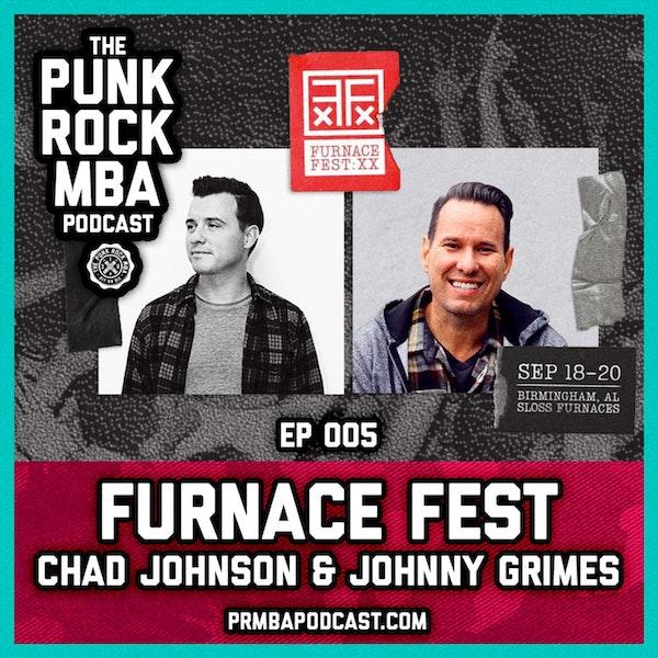 Furnace Fest (Chad Johnson & Johnny Grimes) Image