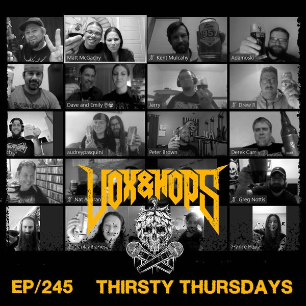 A Full Year of Thirsty Thursdays