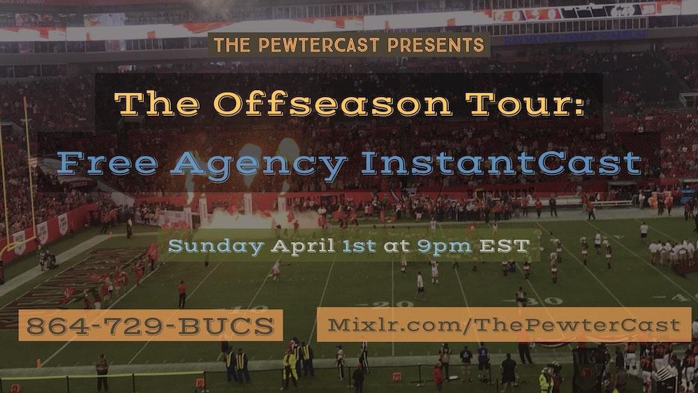 Offseason Tour Ep 10 - Free Agency InstantCast