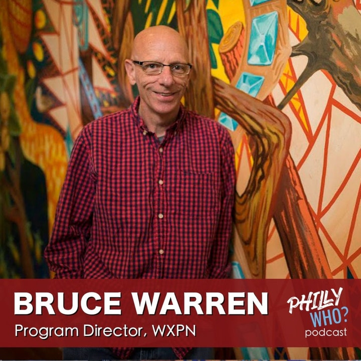 Bruce Warren: How a Kitchen Chef Became Philly's Music Man