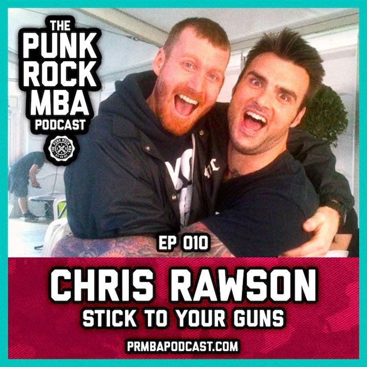 Chris Rawson (Stick To Your Guns)