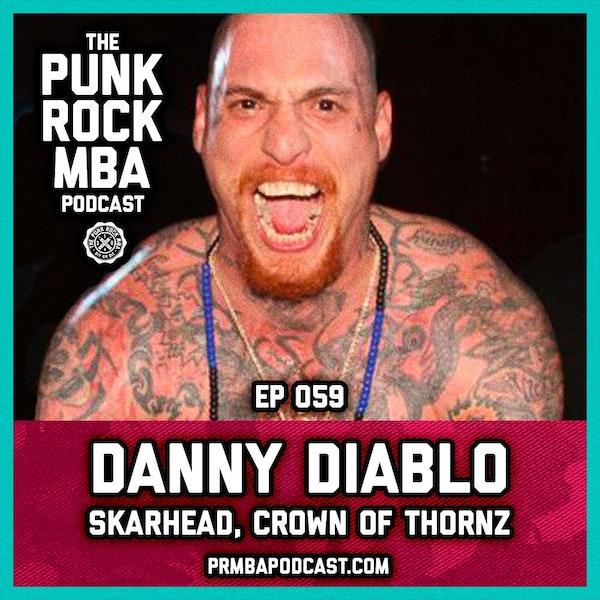 Danny Diablo (Skarhead, Crown of Thornz) Image