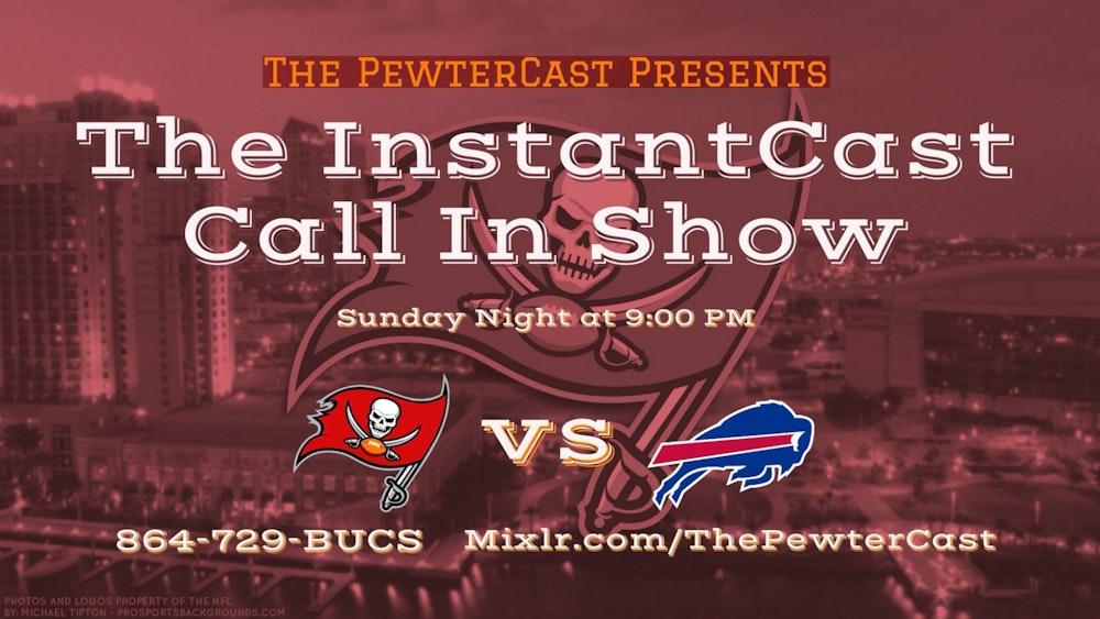 InstantCast Game 6 - Bucs at the Bills
