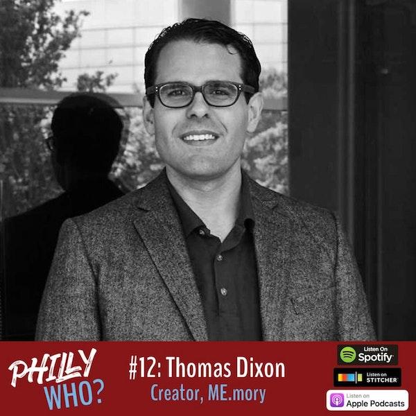Thomas Dixon: The Man with External Memory Image