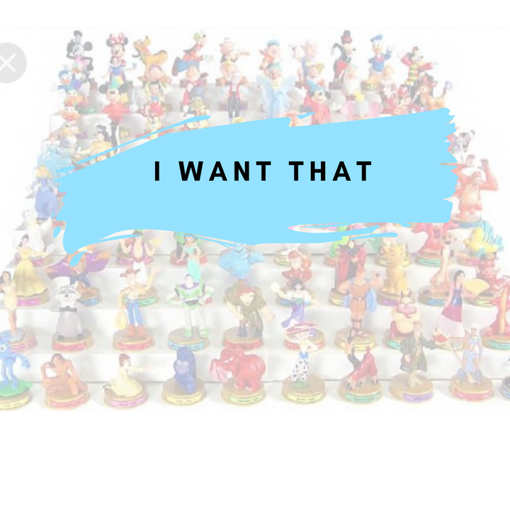 I Want That: Episode 03:   What's in store for the Disney Store