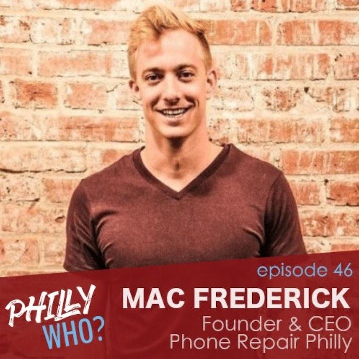 Mac Frederick: Sacrificing His Dream Job at Google to Help Small Businesses