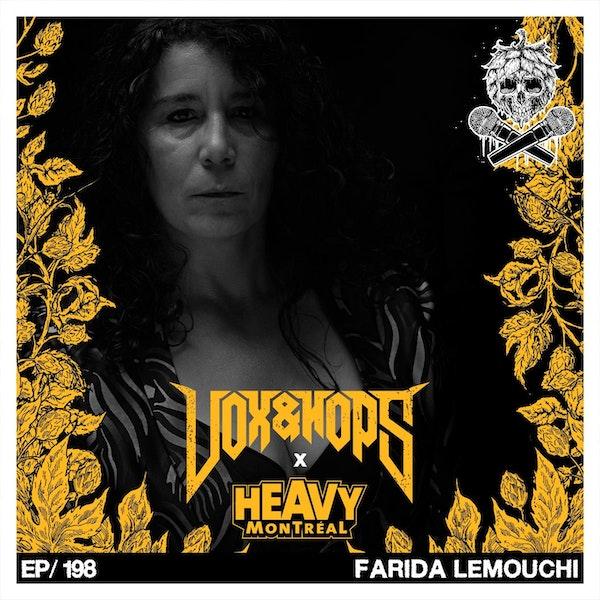 Farida Lemouchi (Molassess & The Devil's Blood)