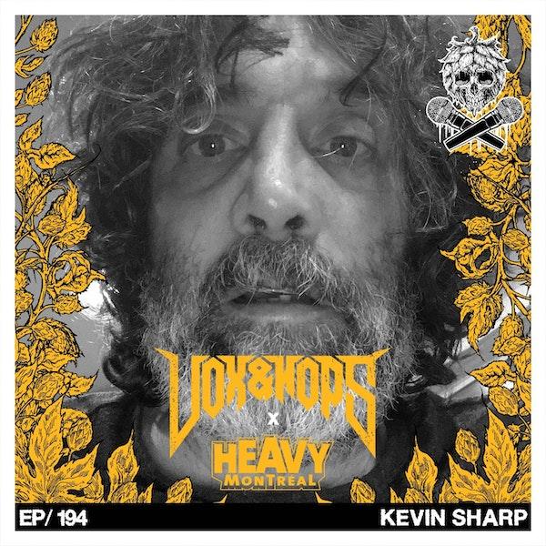 Kevin Sharp (Venomous Concept, Primate, Lock Up & Brutal Truth)
