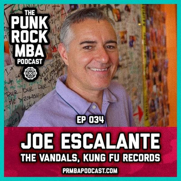 Joe Escalante (The Vandals, Kung Fu Records) Image