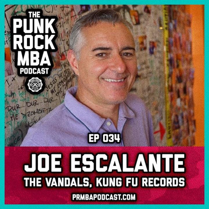 Joe Escalante (The Vandals, Kung Fu Records)
