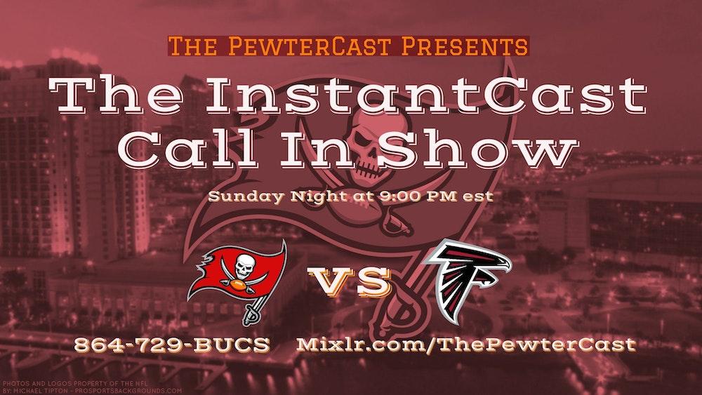 InstantCast Game 11 - Bucs at Falcons