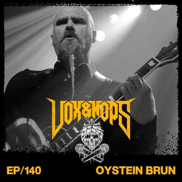 Øystein Brun (Borknagar)