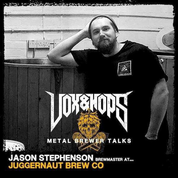 Jason Stephenson (Juggernaut Brew Co)