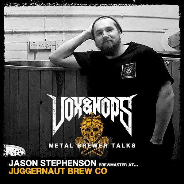 Jason Stephenson (Juggernaut Brew Co)