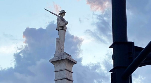 Bonus Episode: Confederate Statues - Should They Stay or Should They Go? (with a focus on Gainesville, Texas) Image