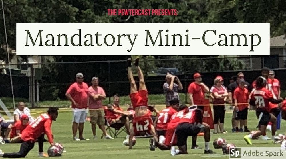 Offseason Tour Ep 21 - Mandatory Mini Camp Day 2