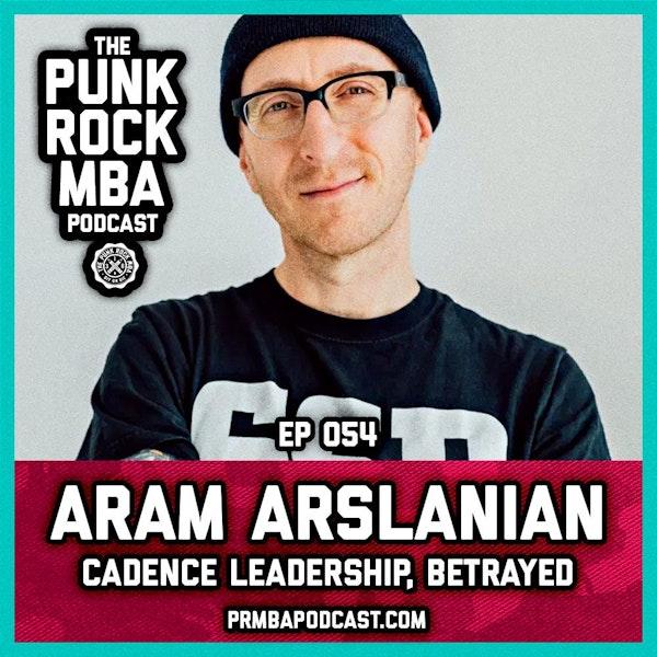 Aram Arslanian (Cadence Leadership, Betrayed) Image