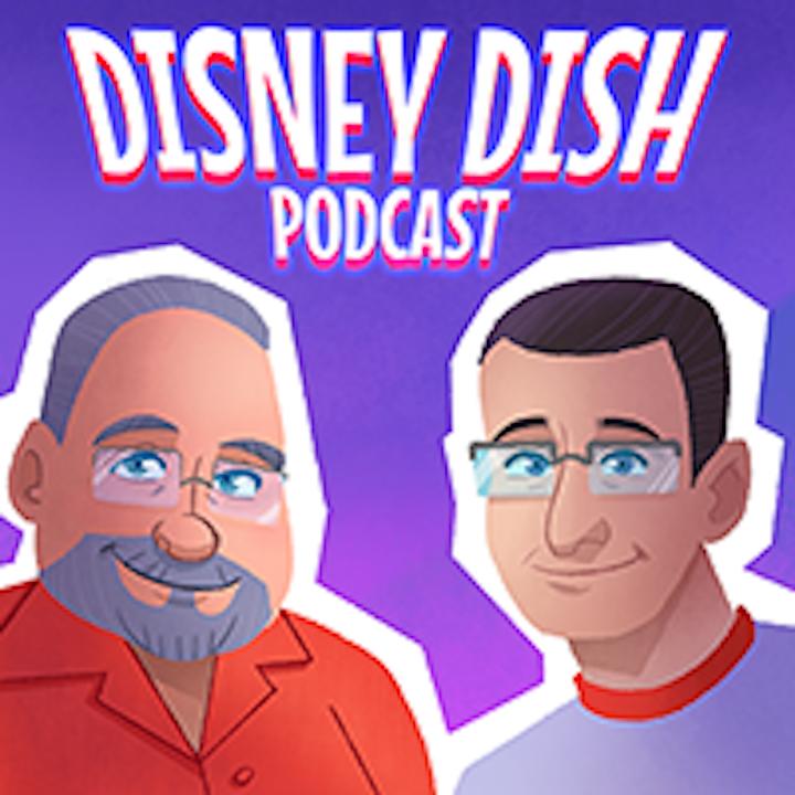 Disney Dish Episode 114 - Jim talks about Disney's 1980's plans to develop Long Beach Harbor next to Disneyland