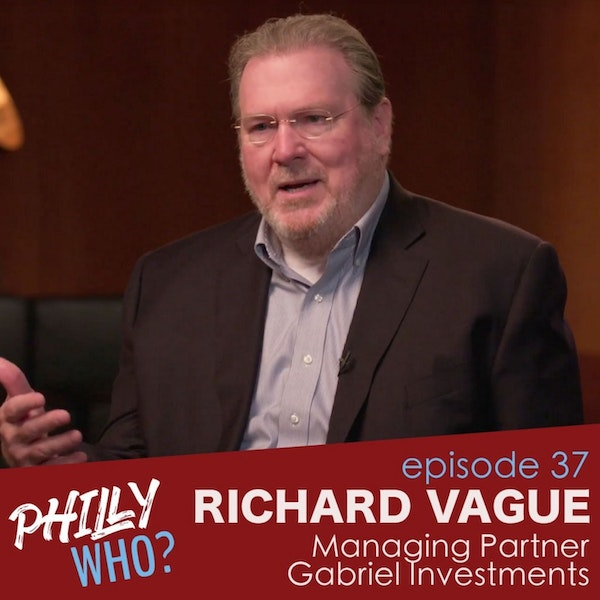 Richard Vague: Businessman, Art Enthusiast, and Philanthropist Who Believes Philly Will Cure Cancer Image