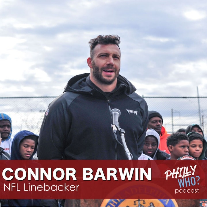 Connor Barwin: The NFL Linebacker Rejuvenating Philly Public Parks