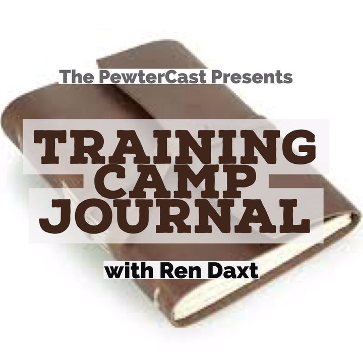 Rens Training Camp Journal Episode 1