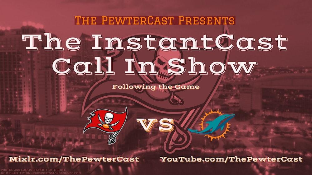 InstantCast: Bucs at Dolphins, Preseason Game 01