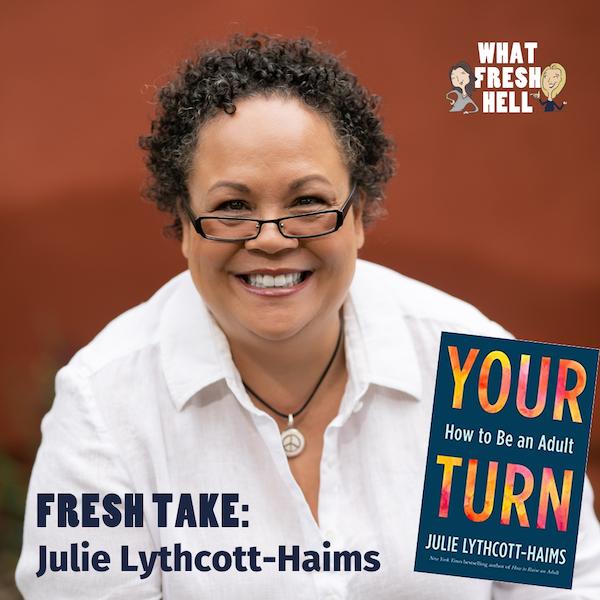 Fresh Take: Julie Lythcott-Haims on Becoming An Adult Image