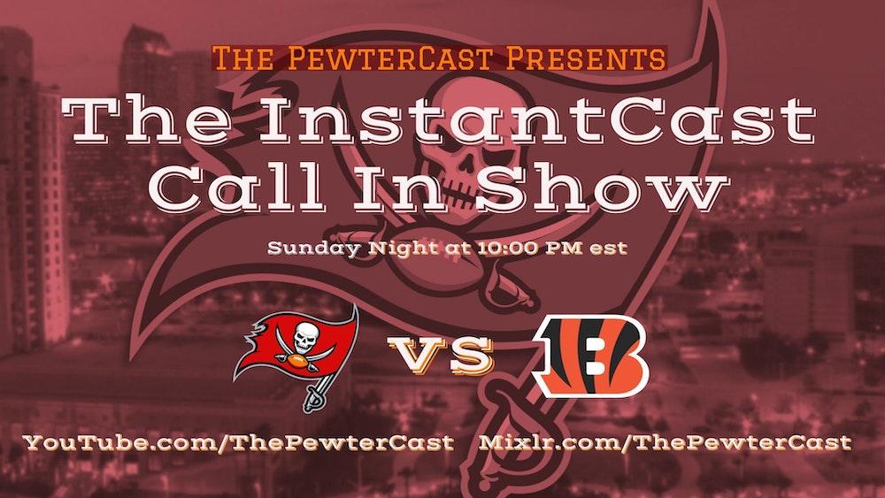 InstantCast Game 07 - Bucs at Bengals