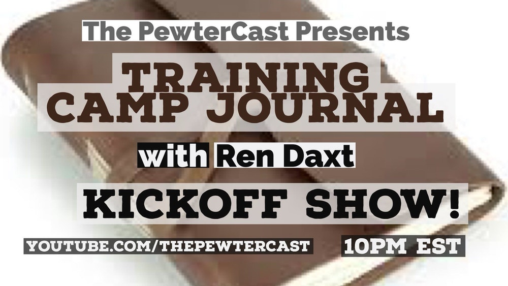 Training Camp Journal - Kickoff Show