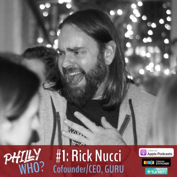 Rick Nucci: The GURU of Philly Tech Image