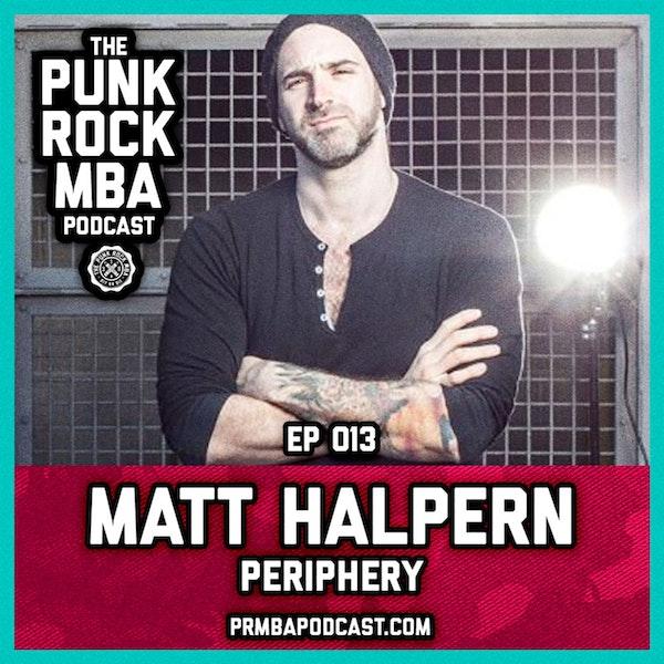 Matt Halpern (Periphery) Image