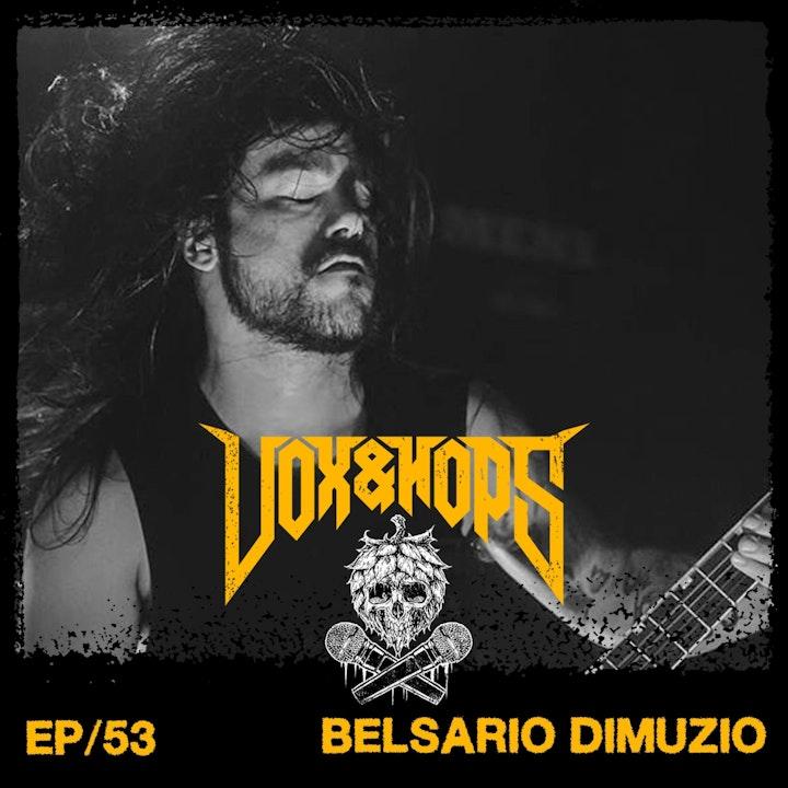Belisario Dimuzio (Cattle Decapitation & Eukaryst)