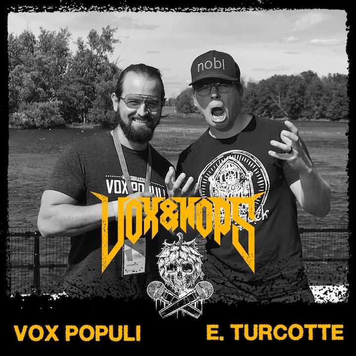Etienne Turcotte (Vox Populi & Pixel)